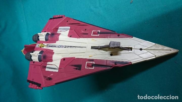 Figuras y Muñecos Star Wars: NAVE STAR WARS, HASBRO, 2001 - Foto 4 - 93605525