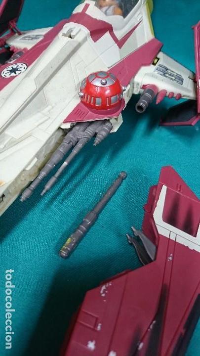 Figuras y Muñecos Star Wars: NAVE STAR WARS, HASBRO, 2001 - Foto 7 - 93605525