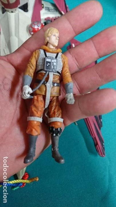 Figuras y Muñecos Star Wars: NAVE STAR WARS, HASBRO, 2001 - Foto 10 - 93605525
