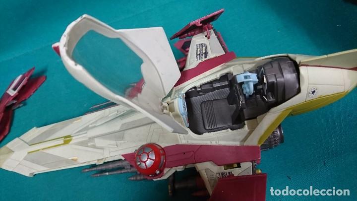 Figuras y Muñecos Star Wars: NAVE STAR WARS, HASBRO, 2001 - Foto 11 - 93605525