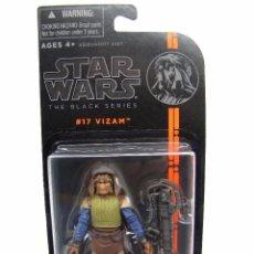 Figuras y Muñecos Star Wars: STAR WARS -THE BLACK SERIES -17 VIZAM. Lote 93999325