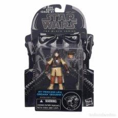 Figuras y Muñecos Star Wars: STAR WARS THE BLACK SERIES - PRINCESA LEIA - HASBRO. Lote 94050550