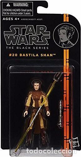 STAR WARS THE BLACK SERIES - BASTILA SHAN - HASBRO (Juguetes - Figuras de Acción - Star Wars)