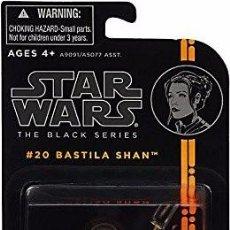 Figuras y Muñecos Star Wars: STAR WARS THE BLACK SERIES - BASTILA SHAN - HASBRO. Lote 94051730
