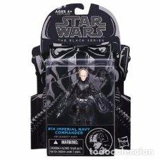 Figuras y Muñecos Star Wars: STAR WARS THE BLACK SERIES - IMPERIAL NAVY COMMANDER - HASBRO. Lote 94051925