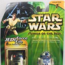 Figuras y Muñecos Star Wars: STAR WARS POWER OF THE JEDI - R2-D2 - HASBRO. Lote 94749827