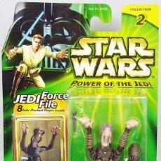 Figuras y Muñecos Star Wars: STAR WARS POWER OF THE JEDI - SEBULBA - HASBRO. Lote 94750935