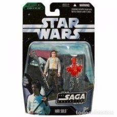 Figuras y Muñecos Star Wars: STAR WARS - HAN SOLO - HASBRO. Lote 94810503