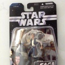 Figuras y Muñecos Star Wars: STAR WARS - HAN SOLO - HASBRO. Lote 94811107
