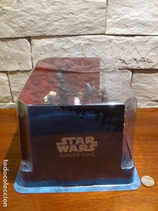 Figuras y Muñecos Star Wars: STAR WARS - 10 FIGURAS - SET DE LUJO - DE LUXE - ROGUE ONE - DISNEY STORE - NUEVO - DESCATALOGADO - Foto 5 - 107906054