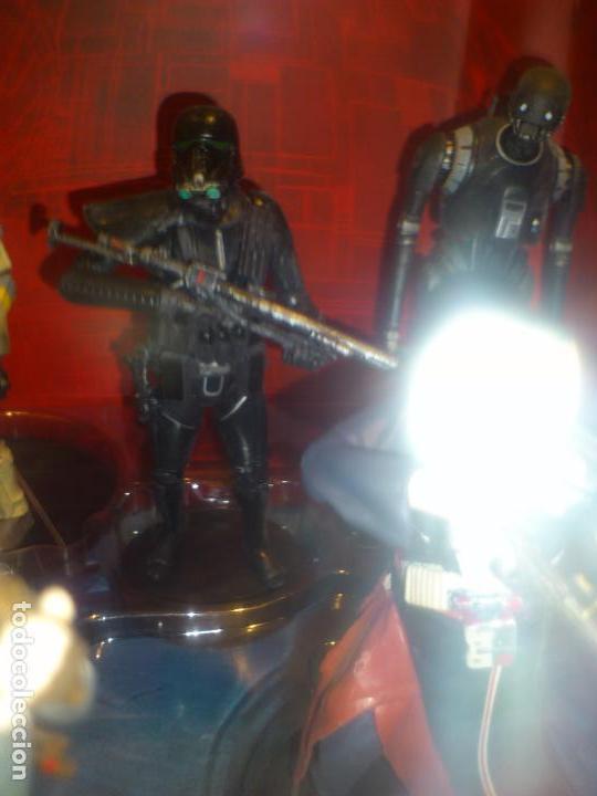 Figuras y Muñecos Star Wars: STAR WARS - 10 FIGURAS - SET DE LUJO - DE LUXE - ROGUE ONE - DISNEY STORE - NUEVO - DESCATALOGADO - Foto 18 - 107906054