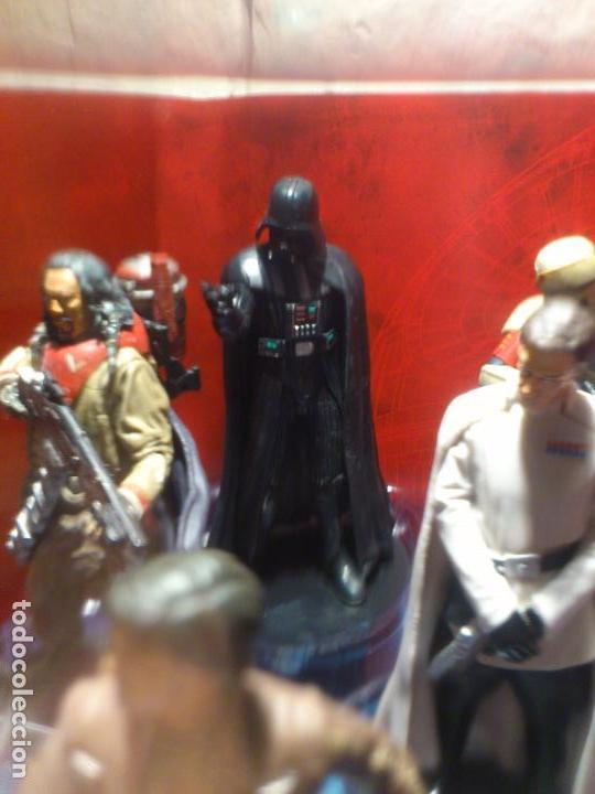 Figuras y Muñecos Star Wars: STAR WARS - 10 FIGURAS - SET DE LUJO - DE LUXE - ROGUE ONE - DISNEY STORE - NUEVO - DESCATALOGADO - Foto 21 - 107906054