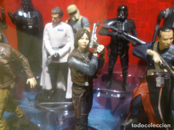 Figuras y Muñecos Star Wars: STAR WARS - 10 FIGURAS - SET DE LUJO - DE LUXE - ROGUE ONE - DISNEY STORE - NUEVO - DESCATALOGADO - Foto 22 - 107906054