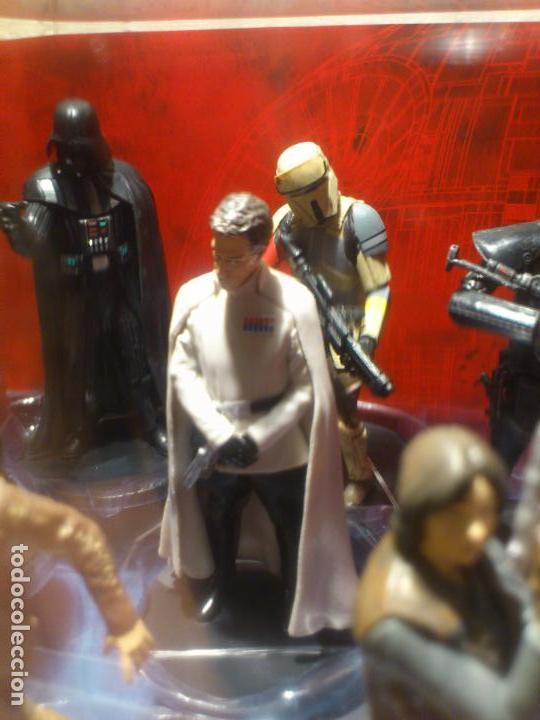 Figuras y Muñecos Star Wars: STAR WARS - 10 FIGURAS - SET DE LUJO - DE LUXE - ROGUE ONE - DISNEY STORE - NUEVO - DESCATALOGADO - Foto 23 - 107906054