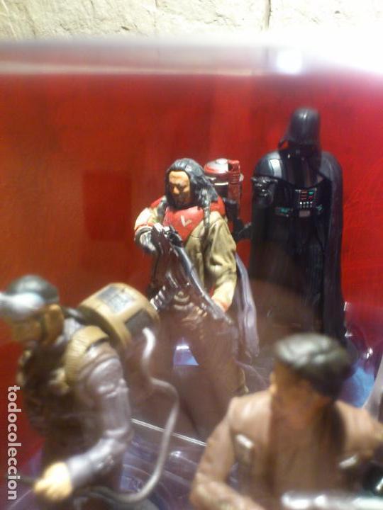 Figuras y Muñecos Star Wars: STAR WARS - 10 FIGURAS - SET DE LUJO - DE LUXE - ROGUE ONE - DISNEY STORE - NUEVO - DESCATALOGADO - Foto 24 - 107906054