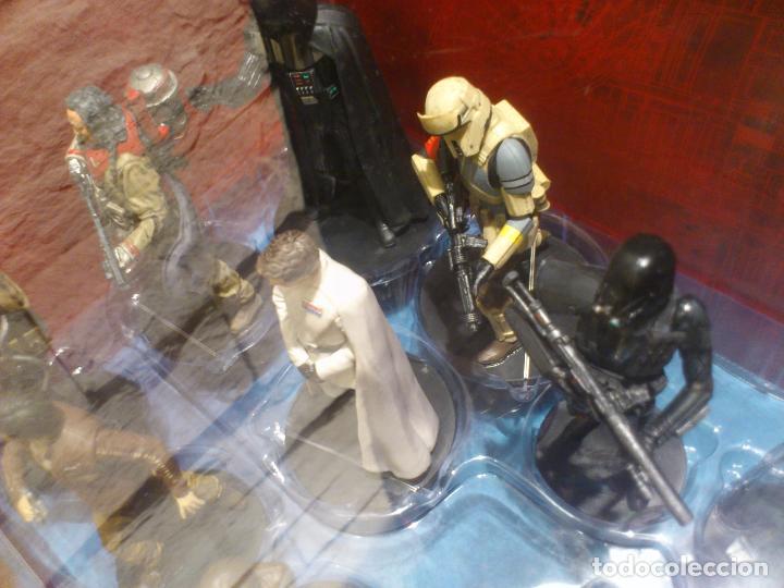 Figuras y Muñecos Star Wars: STAR WARS - 10 FIGURAS - SET DE LUJO - DE LUXE - ROGUE ONE - DISNEY STORE - NUEVO - DESCATALOGADO - Foto 27 - 107906054