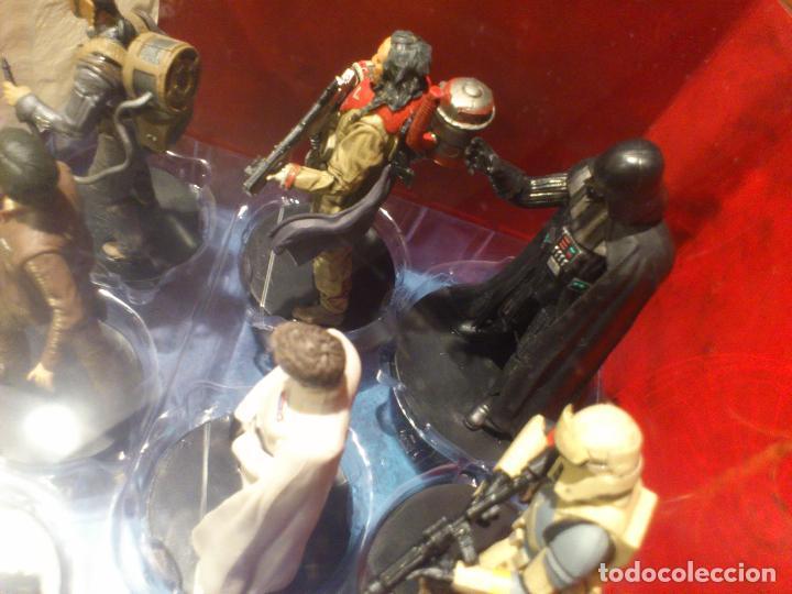 Figuras y Muñecos Star Wars: STAR WARS - 10 FIGURAS - SET DE LUJO - DE LUXE - ROGUE ONE - DISNEY STORE - NUEVO - DESCATALOGADO - Foto 30 - 107906054
