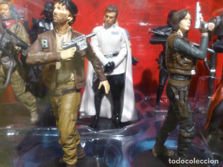 Figuras y Muñecos Star Wars: STAR WARS - 10 FIGURAS - SET DE LUJO - DE LUXE - ROGUE ONE - DISNEY STORE - NUEVO - DESCATALOGADO - Foto 33 - 107906054