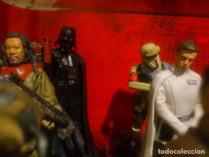 Figuras y Muñecos Star Wars: STAR WARS - 10 FIGURAS - SET DE LUJO - DE LUXE - ROGUE ONE - DISNEY STORE - NUEVO - DESCATALOGADO - Foto 34 - 107906054