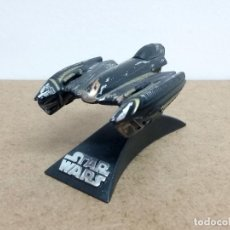 Figuras y Muñecos Star Wars: HASBRO STAR WARS TITANIUM SERIES 3'' GENERAL GRIEVOUS STARSHIP. Lote 95011275