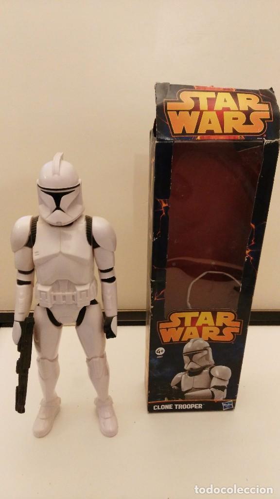 FIGURA STAR WARS CLONE TROOPER 12 PULGADAS 30 CM HASBRO -STORMTROOPER (Spielzeug - Actionfiguren - Star Wars)