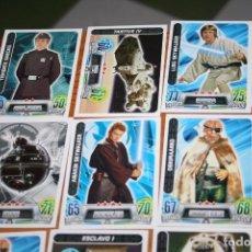 Figuras y Muñecos Star Wars: CROMOS DE STAR WARS. Lote 95333411