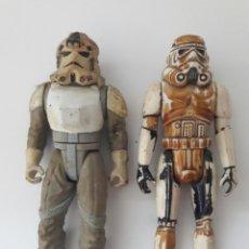 Figuras y Muñecos Star Wars: 2 TROOPER STAR WARS. Lote 95466511