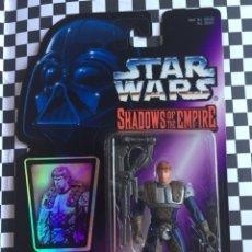 Figuras y Muñecos Star Wars: STAR WARS SHADOWS OF THE EMPIRE 1996 KENNER DASH RENDAR. Lote 95479682