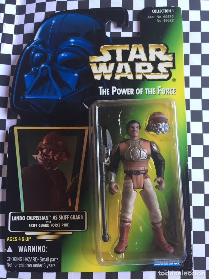 Figuras y Muñecos Star Wars: Star Wars The power of The forcé Landó Carlrissian - Foto 1 - 95480166