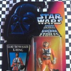 Figuras y Muñecos Star Wars: STAR WARS LA GUERRA DE LAS GALAXIAS LUKE SKYWALKER X-WING. Lote 95480959