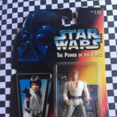 Figuras y Muñecos Star Wars: STAR WARS LUKE SKYWALKER TE POWER OF THE FORCÉ THX 1995 JAPÓN. Lote 95481426