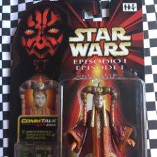 Figuras y Muñecos Star Wars: STAR WARS EPISODIO I PRINCESA AMIDALA 1999. Lote 95482044