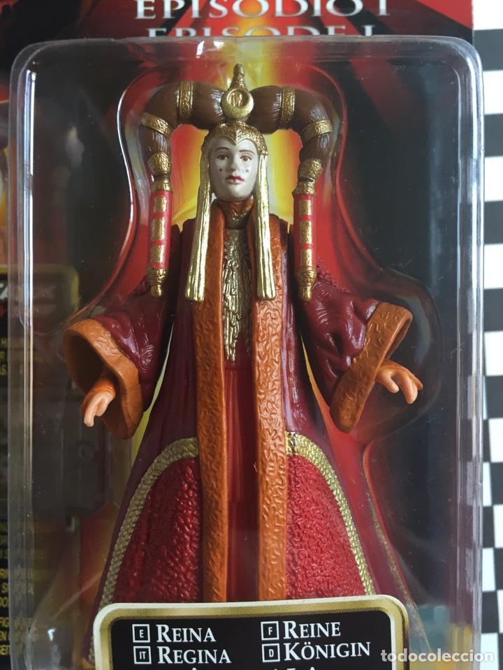 Figuras y Muñecos Star Wars: Star Wars Episodio I Princesa Amidala 1999 - Foto 2 - 95482044