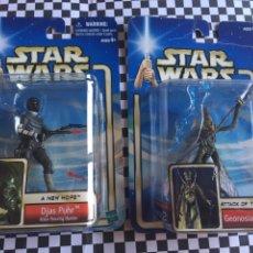 Figuras y Muñecos Star Wars: STAR WARS 2002 #02/40 Y #02/15 LOTE. Lote 95485618