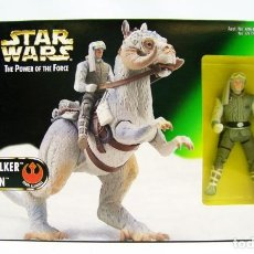 Figuras y Muñecos Star Wars: STAR WARS - LUKE SKYWALKER AND TAUNTAUN. Lote 95701335