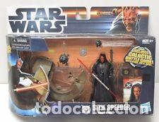 STAR WARS - SITH SPEEDER - DARTH MAUL (Juguetes - Figuras de Acción - Star Wars)