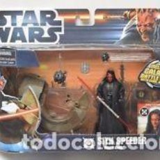 Figuras y Muñecos Star Wars: STAR WARS - SITH SPEEDER - DARTH MAUL. Lote 95702719