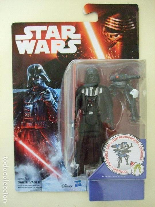La De Darth Despertar Disney Hasbro The AwakensEl Figura Vader Force Fuerza Star Wars hrxtsdCBQ