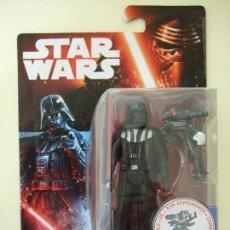 Figuras y Muñecos Star Wars: FIGURA DARTH VADER - STAR WARS THE FORCE AWAKENS , EL DESPERTAR DE LA FUERZA - DISNEY HASBRO. Lote 95815307