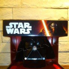 Figuras y Muñecos Star Wars: STAR WARS - DARTH VADER - CASCO - TAMAÑO REAL - HALLOWEEN - DISFRAZ - CARNAVAL - NUEVO. Lote 96397187