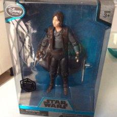 Figuras y Muñecos Star Wars: FIGURA DE STAR WARS SERGEANT JYN ERSO ROGUE ONE. ÉLITE SERIES. Lote 96621387