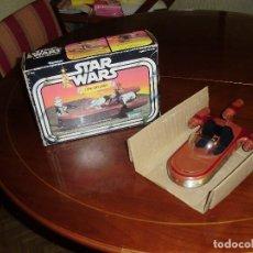 Figuras y Muñecos Star Wars: LANDSPEEDER STAR WARS CAJA STARWARS VINTAGE 1977. Lote 97067227