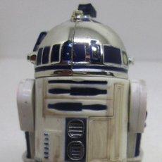 Figuras y Muñecos Star Wars: FIGURA STAR WARS - R2D2 - REVENGE OF THE SITH - FIGURA HASBRO 2004. Lote 97232519