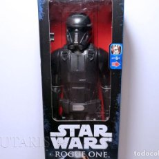 Figuras y Muñecos Star Wars: STAR WARS ROGUE ONE - IMPERIAL DEATH TROOPER - FIGURA DE 30 CM. Lote 97486847
