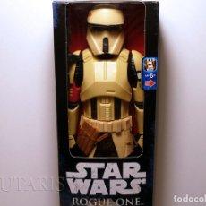 Figuras y Muñecos Star Wars: STAR WARS ROGUE ONE - SCARIF SHORETROOPER - FIGURA DE 30 CM. Lote 97487155