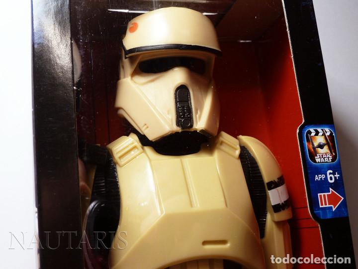 Figuras y Muñecos Star Wars: Star Wars Rogue One - Scarif Shoretrooper - Figura de 30 cm - Foto 2 - 97487155
