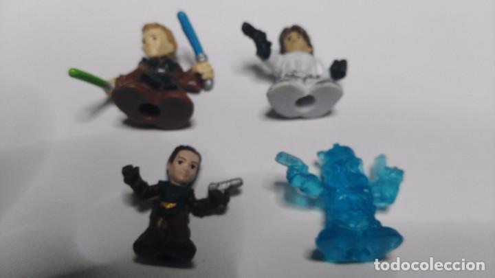 FIGURAS STAR WARS (Juguetes - Figuras de Acción - Star Wars)