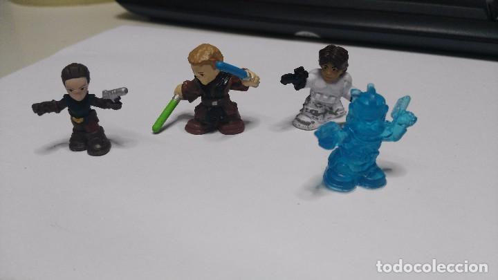 Figuras y Muñecos Star Wars: figuras star wars - Foto 2 - 97616583