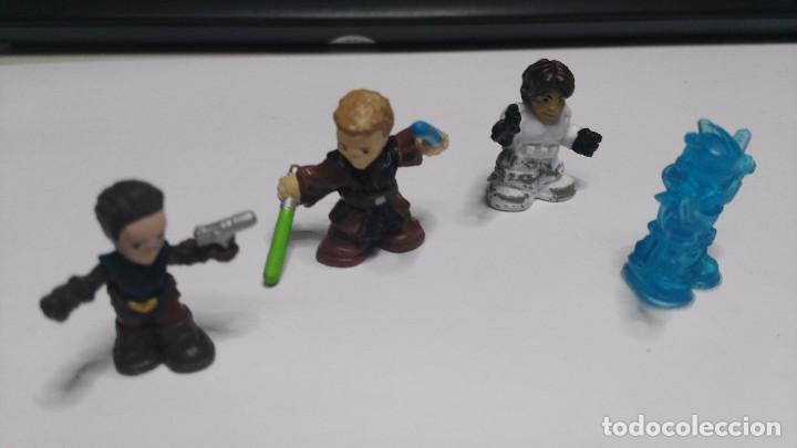 Figuras y Muñecos Star Wars: figuras star wars - Foto 3 - 97616583