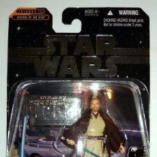 Figuras y Muñecos Star Wars: STAR WARS # OBI-WAN KENOBI # THE SAGA COLLECTION - NUEVO EN SU BLISTER ORIGINAL DE HASBRO.. Lote 97807047